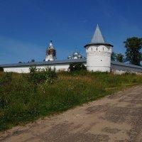 Николо-Улейминский монастырь :: kolyeretka