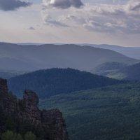 Вечер в горах :: Георгий Морозов