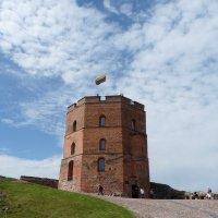 Башня Гедимина.Вильнюс :: Игорь