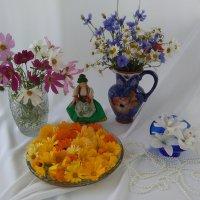 Летние цветы :: Mariya laimite