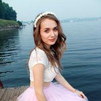 Такая прекрасная Надя :: Марина Фиохина