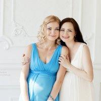 Родные сестренки :: Любовь Лебедева
