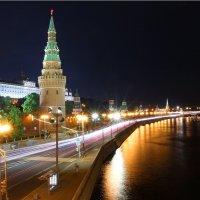 Ночная Москва. :: Валерий К