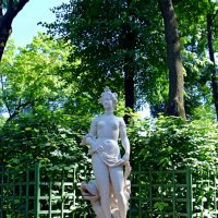 Прогулка по Летнему саду :: Сергей