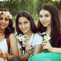 Девчата :: Christin`e Aghababyan
