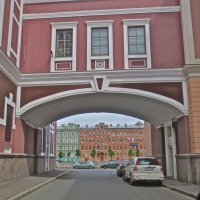арка на набережную Фонтанки :: Елена
