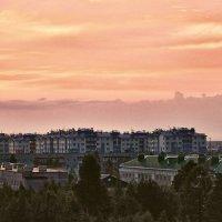 закат 2 :: Константин Харлов