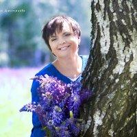 Фиолетовое настроение :: Юлия Дмитриева