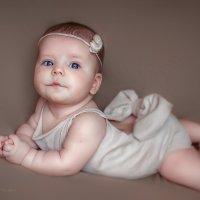 Маленькая модель :: Екатерина Бондаренко