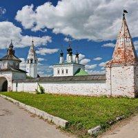 Александровский монастырь :: Александр Сивкин