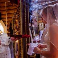 Венчание. Павел и Марина. :: Анастасия Мазалова