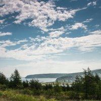Просторы побережья Охотского моря :: Борис Швец
