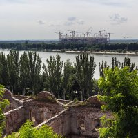 Два берега одной реки... :: Дмитрий Кузнецов