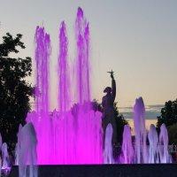 Краснодар - город фонтанов :: Андрей Майоров