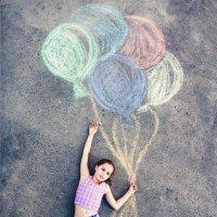 воздушные шары :: Наталья и Юрий Родионовы