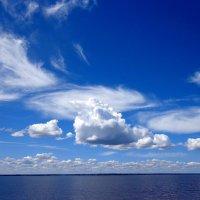 облака :: Наталья Сазонова