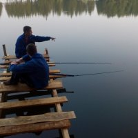 Рыбалка :: Дима Вахрушев