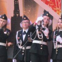 Тучи в голубом :: Дмитрий Никитин