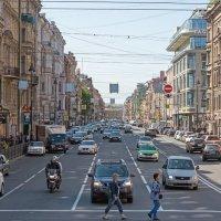 На улице Марата бывал и я когда-то...  )) :: Марат Рысбеков