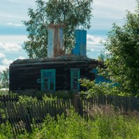 старый дом :: Ирина Антоновна