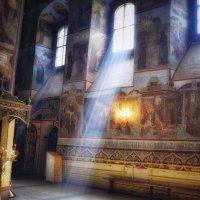 Божий свет... :: Ольга Гребенникова