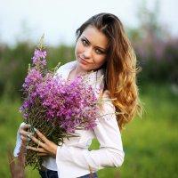 Яна и Даша :: Татьяна Михайлова