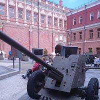 45-мм ПРОТИВОТАНКОВАЯ ПУШКА :: Galina194701