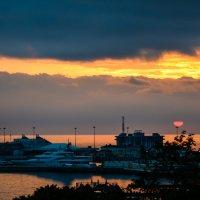 закаты у моря :: Олеся Семенова