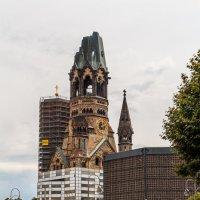 Мемориальная церковь кайзера Вильгельма в Берлине :: Вадим *