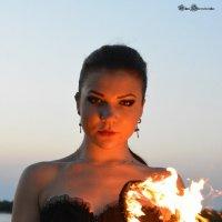 Огонь :: Максим