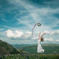 Свадьба в горах :: Василиска Переходова