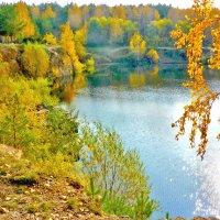 Осенние пряди :: Александр Садовский