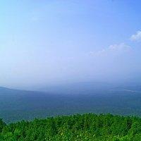 уральские горы :: Константин Бабкин