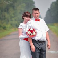 Юля и Тарас :: Евгения Чернова