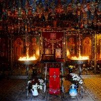 Бисерный храм. скит святой Анастасии :: Елена Фомина