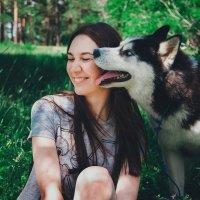 Юля и Филя :: Людмила Габибуллаева