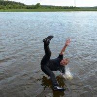 На рыбалке :: Владимир Петухов