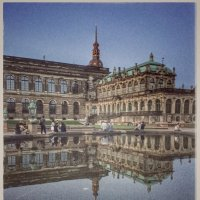 Цвингер Дрезден Германия :: Николай Милоградский