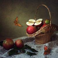 На аромат яблок :: Ирина Приходько