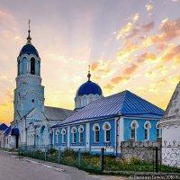 Церковь Успения Пресвятой Богородицы :: Евгений Бичёв