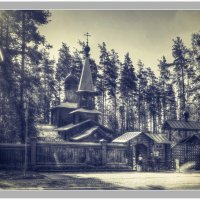 Церковь Коневской иконы Божией Матери в п.Саперное :: tipchik