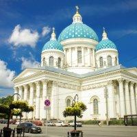 Троице-Измайловский собор :: Арина Зотова