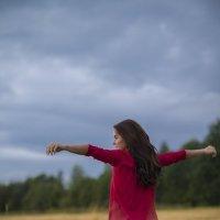 В день фотографа на съёмках в поле :: Женя Рыжов