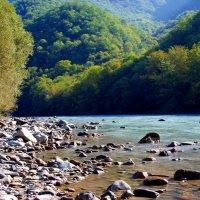 Реки Абхазии :: Vladimir Lisunov