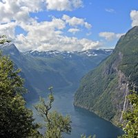 Geirangerfjord :: Roman Ilnytskyi