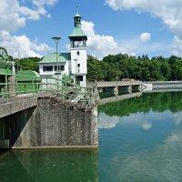 Плотина на Лехе :: Galina Dzubina