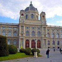 Музей истории искусств (Художественно-исторический музей) в Вене :: Денис Кораблёв