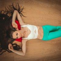 Girl in sport :: Alena Kramarenko
