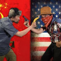USSR vs USA :: Антон Криухов