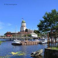 Выборг – город, основанный во времена Средневековья. :: Anna Gornostayeva